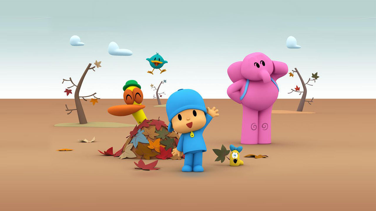 Pocoyo Playsets Win Awards
