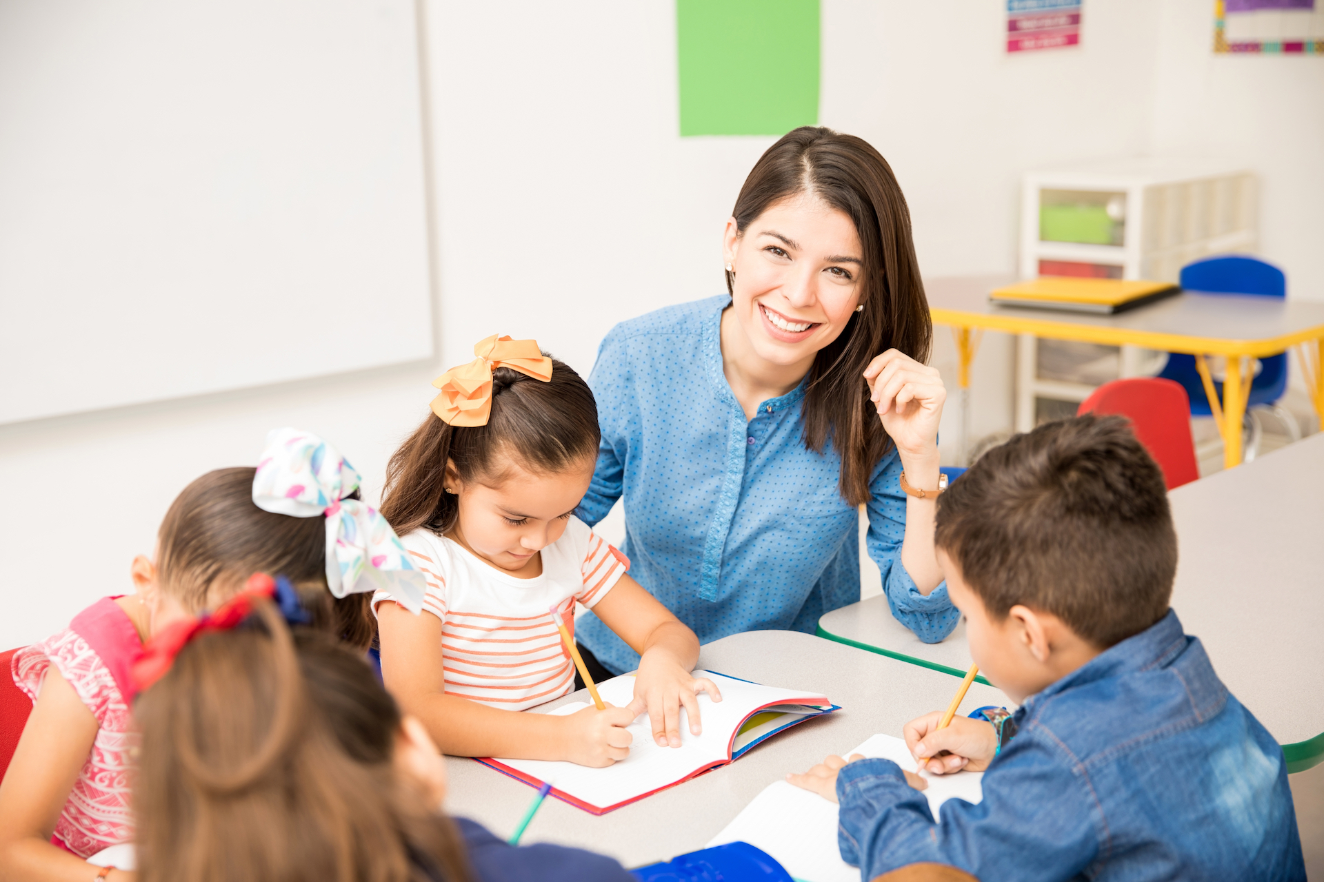 Communicating with Your Child's Preschool Teacher