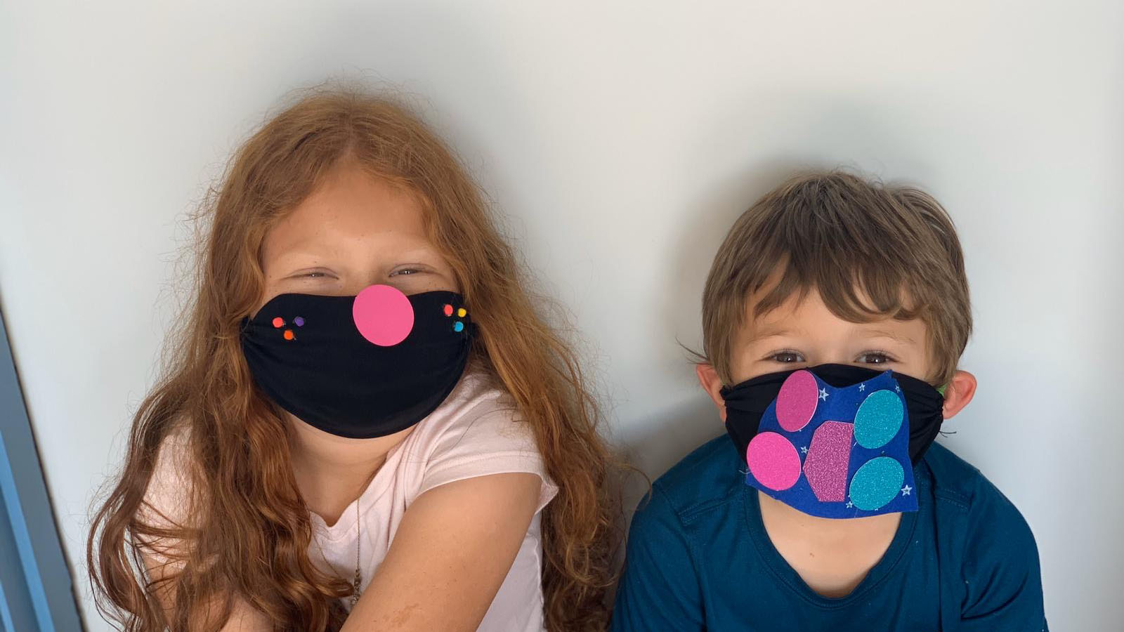 Make a Mask for Kids – by Hand!
