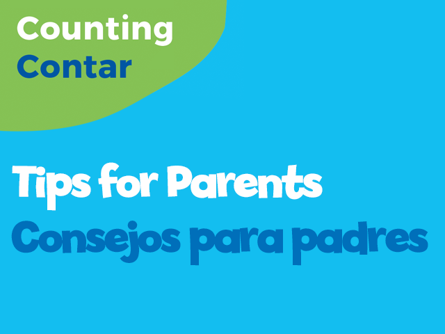 Counting Math tips for parents