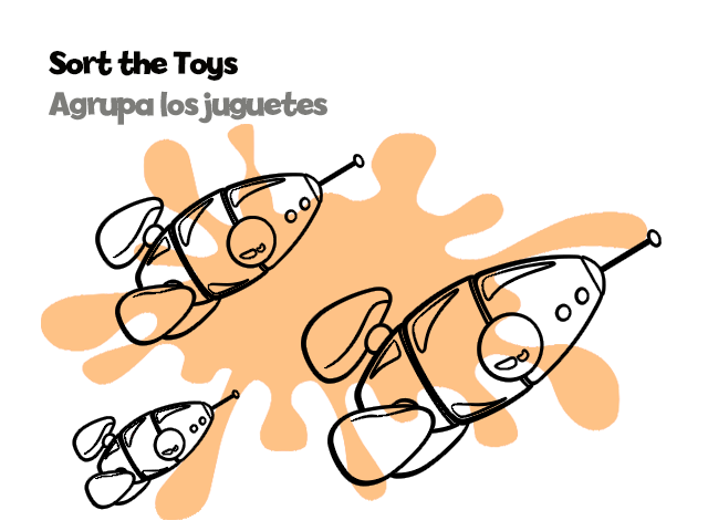 Sort the Toys
