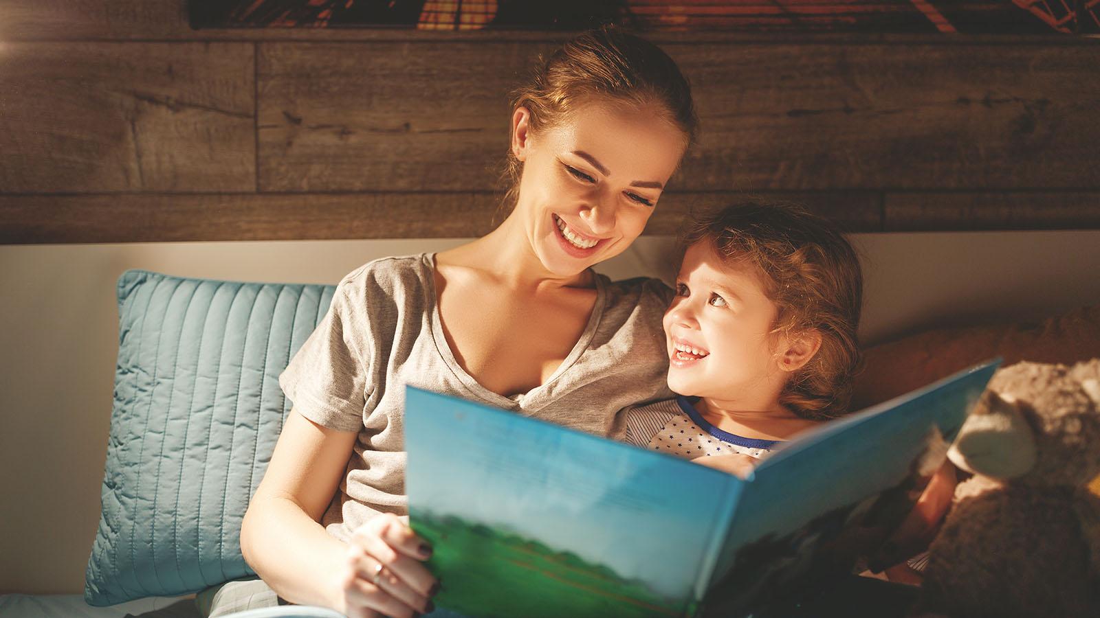 READING LIST FOR MOMS